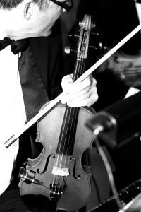 violinist wedding
